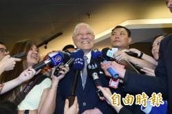 李登輝︰王金平任黨主席 自然改「台灣國民黨」