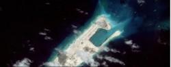中國續在南海造陸 美海軍關注