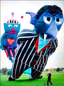 國際風箏節 闖關拿小風箏