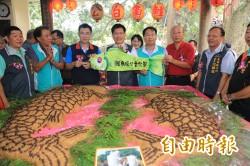 鲤魚伯公祭 發揚東勢客家獨有宗教文化