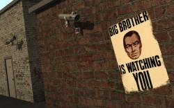 飄零與人權》老大哥正在看著你