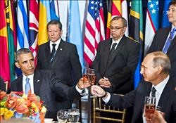 敘利亞危機 歐普聯合國互槓