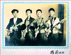 搖滾4長者 重溫50年前樂團夢
