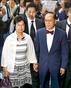 香港前特首曾蔭權 涉貪起訴