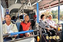 雙節公車 海線新增兩條路線