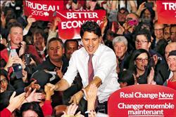 執政黨民調落後 加拿大大選今投票