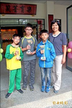 機器人賽桃園隊奪冠 下月出國參賽