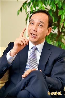 本報專訪》朱︰王再任不分區 黨內有共識