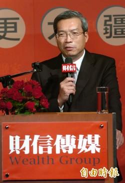 18%是台灣「國際奇蹟」 謝金河:官員政權末期才敢講