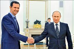 感謝俄國相助 敘總統訪普廷