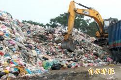 落實分類、資源回收 垃圾減量一半