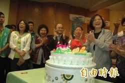 小英承諾投入400億 加速建立老人照顧系統