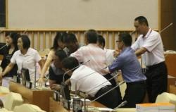 議會打群架 屏檢依妨害公務及傷害罪起訴2議員