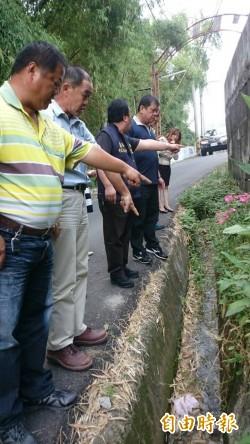 近百家庭廢水滲漏  疑汙染仁義潭水庫