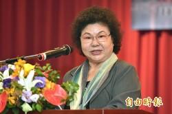 陳菊反擊︰王任內合法化解釋無薪假