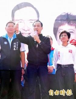 藍缺「打英悍將」?朱立倫:勿傷害台灣民主