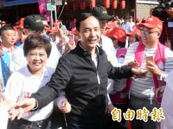 批綠製造對立  朱立倫:害年輕人想到中國就不滿