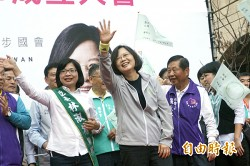 台灣智庫民調︰蔡48.2% 朱19.4% 宋11.6%