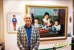 創作台灣英雄 荷蘭藝術家向李梅樹致敬