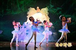 4米高青鳥躍上舞台 為弱勢募款