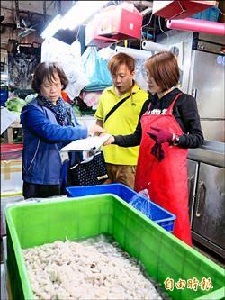 傳統市場生鮮投藥抽驗 未抓到現行犯