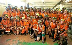 告別工業革命 英最後地下煤礦熄燈