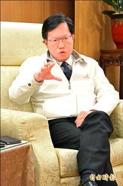 鄭文燦︰讓市民有感 一定會做好做滿