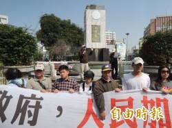 拉倒孫文銅像被判拘役 蔡丁貴無法接受