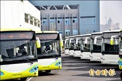 低碳電動巴士 台南台中先上路