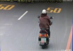 換3件外套騎同一部贓車 搶匪「洋蔥式變裝」遭逮