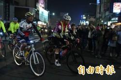 19小時380公里 柯文哲自行車挑戰北高成功