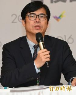 朱拋選後多數黨組閣議題 陳其邁:國民黨內「柔性政變」