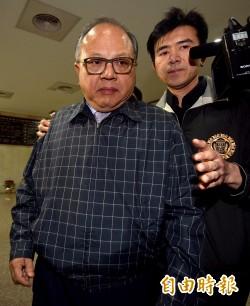 立法院採購弊案 林錫山等8名公務員涉貪列被告