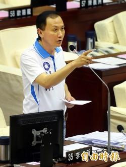 郝龍斌參選黨主席 李新:先把「皇民」定義一下