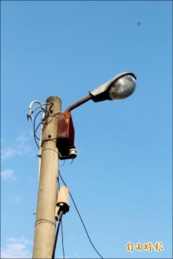 雲林半數路燈改LED燈 年省逾8千萬電費