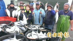 台南低溫6度 七股魚塭傳災情