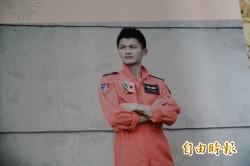 悼殉職飛官高鼎程 F-16今衝場告別