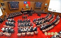 國會大換血 「暴民們」 重返立院