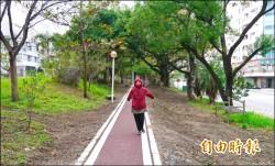龍鳳公園 步道更新