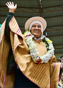 修憲連任公投沒過 玻利維亞總統三連任夢碎