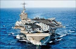 中國開兩會 美航母戰鬥群進南海