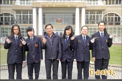 繁星亮眼 壽山高中88人全市第一