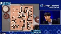對決人工智慧 世界棋王首役輸了