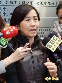 國民黨鍘45人 31人大選挺綠