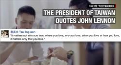 小英總統支持你!CNN報導麥當勞出櫃廣告