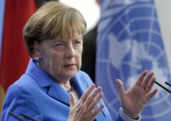 歐洲多國封鎖難民通道 梅克爾說話了