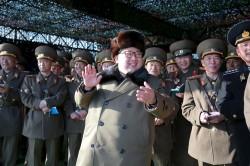聯合軍演震碎他玻璃心 金正恩揚言「血洗南韓」