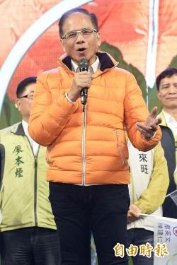 續維持「中國國民黨」價值觀 游錫堃:在台灣不會有前途