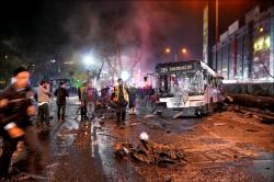 汽車炸彈恐攻 土耳其首都37死