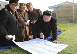 金正恩再嗆聲:北韓將測試核彈頭、彈道火箭
